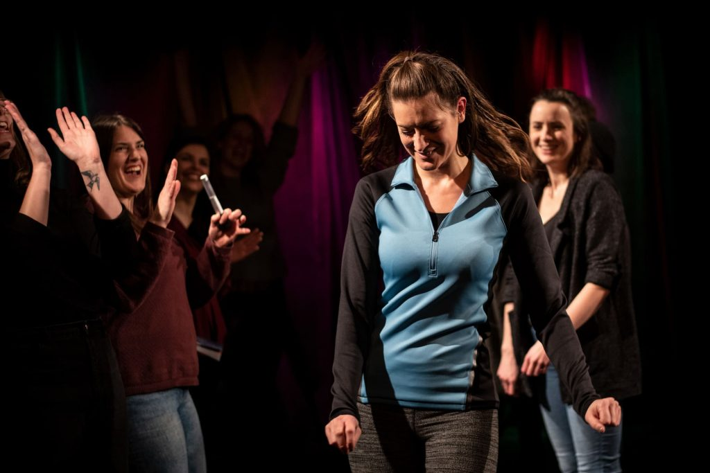 Kombinat Qualle_Angebot_Impro-Workshops
